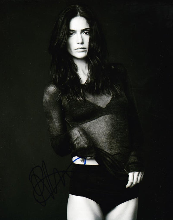 Janet Montgomery Authentic Autographed 8x10 Photo - Prime Time Signatures - TV & Film