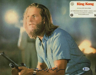 Jeff Bridges Authentic Autographed 11x14 Photo - Prime Time Signatures - TV & Film