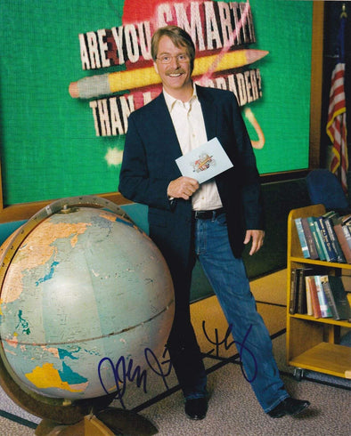 Jeff Foxworthy Authentic Autographed 8x10 Photo - Prime Time Signatures - TV & Film
