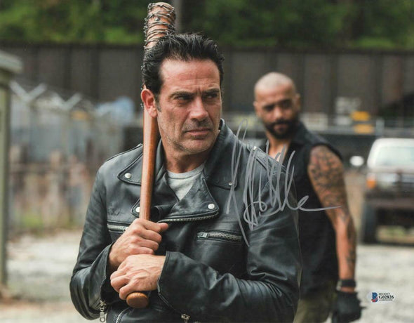 Jeffrey Dean Morgan Authentic Autographed 11x14 Photo - Prime Time Signatures - TV & Film