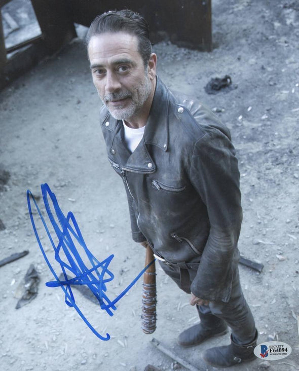 Jeffrey Dean Morgan Authentic Autographed 8x10 Photo - Prime Time Signatures - TV & Film