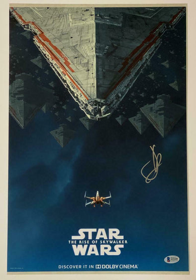 JJ Abrams Authentic Autographed 12x18 Photo Poster - Prime Time Signatures - TV & Film