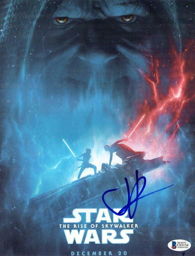 JJ Abrams Authentic Autographed 8.5x11 Photo Poster - Prime Time Signatures - TV & Film