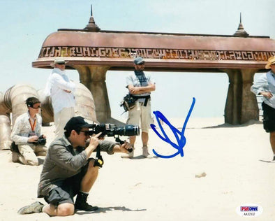 JJ Abrams Authentic Autographed 8x10 Photo - Prime Time Signatures - TV & Film