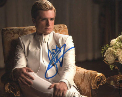 Josh Hutcherson Authentic Autographed 8x10 Photo - Prime Time Signatures - TV & Film