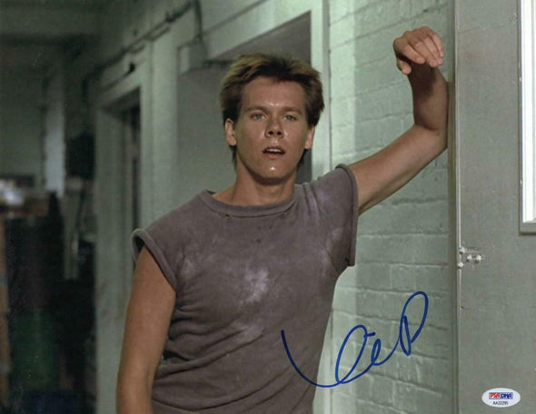 Kevin Bacon Authentic Autographed 11x14 Photo - Prime Time Signatures - TV & Film