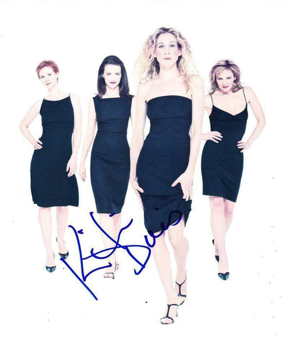 Kristin Davis Authentic Autographed 8x10 Photo - Prime Time Signatures - TV & Film