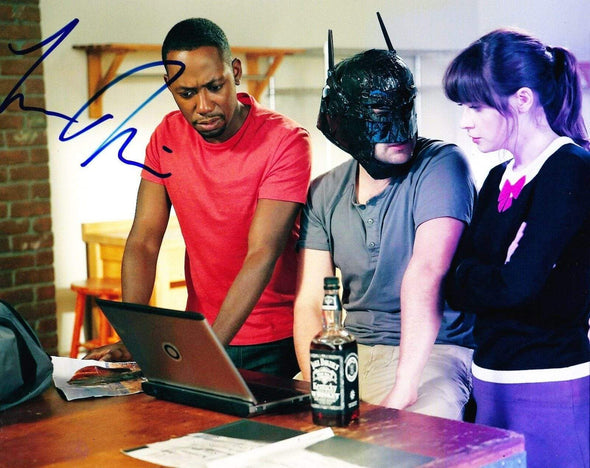 Lamorne Morris Authentic Autographed 8x10 Photo - Prime Time Signatures - TV & Film