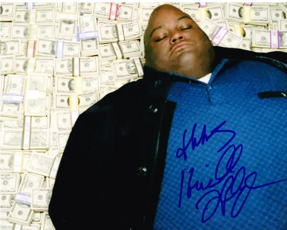 Lavell Crawford Authentic Autographed 8x10 Photo - Prime Time Signatures - TV & Film