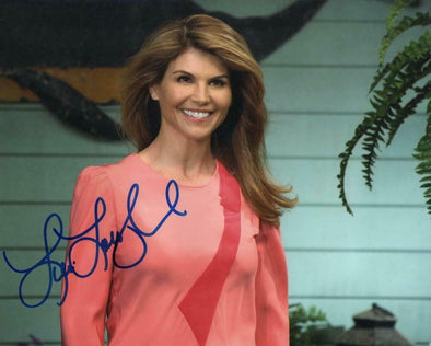Lori Loughlin Authentic Autographed 8x10 Photo - Prime Time Signatures - TV & Film