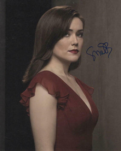 Megan Boone Authentic Autographed 8x10 Photo - Prime Time Signatures - TV & Film