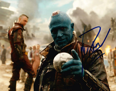 Michael Rooker Authentic Autographed 8x10 Photo - Prime Time Signatures - TV & Film