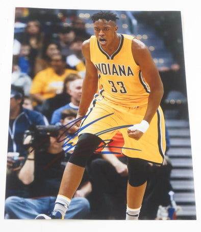 Myles Turner Authentic Autographed 11x14 Photo - Prime Time Signatures - Sports