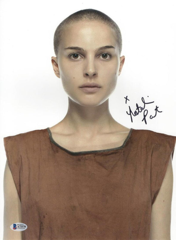 Natalie Portman Authentic Autographed 11x14 Photo - Prime Time Signatures - TV & Film