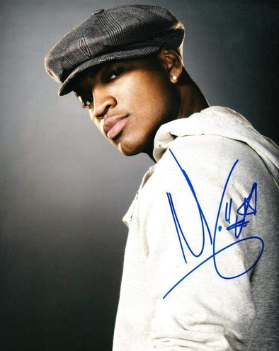 Neyo Authentic Autographed 8x10 Photo - Prime Time Signatures - Music