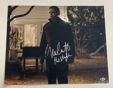 Nick Castle Authentic Autographed 16x20 Photo - Prime Time Signatures - TV & Film