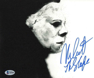 Nick Castle Authentic Autographed 8x10 Photo - Prime Time Signatures - TV & Film