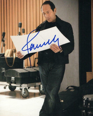 Paul Anka Authentic Autographed 8x10 Photo - Prime Time Signatures - Music