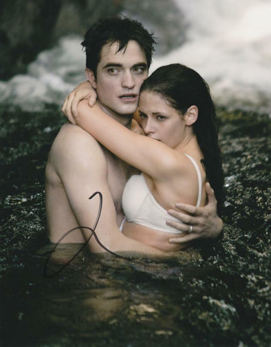 Robert Pattinson Authentic Autographed 8x10 Photo - Prime Time Signatures - TV & Film