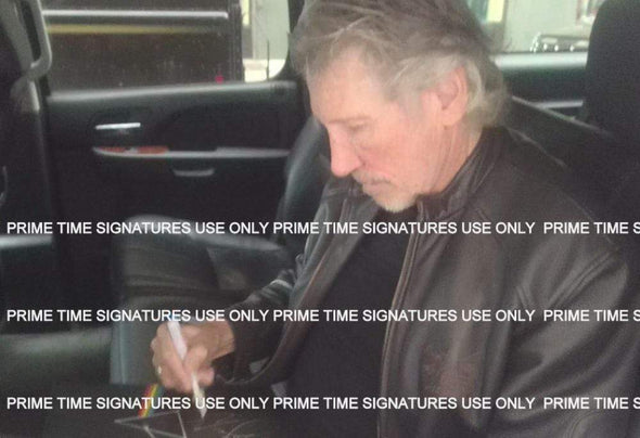 Roger Waters of Pink Floyd Authentic Autographed Framed Album - Prime Time Signatures - Music