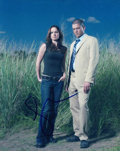 Sarah Wayne Callies Authentic Autographed 8x10 Photo - Prime Time Signatures - TV & Film