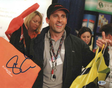 Steve Carell Authentic Autographed 11x14 Photo - Prime Time Signatures - TV & Film