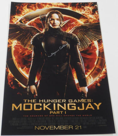 Suzanne Collins Authentic Autographed 12x18 Photo - Prime Time Signatures - TV & Film
