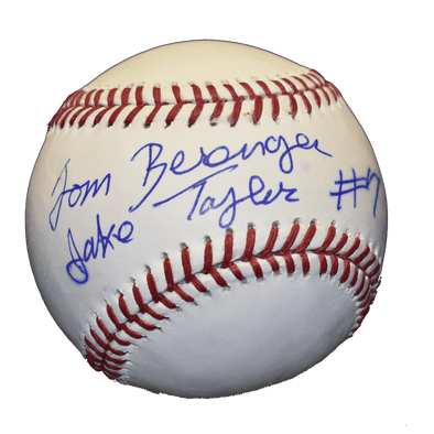Tom Berenger Authentic Autographed Official Major League Baseball - Prime Time Signatures - TV & Film