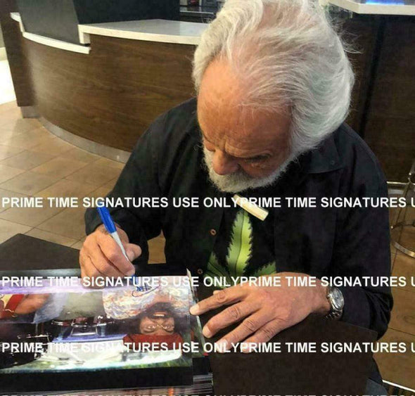 Tommy Chong, Cheech Marin Authentic Autographed 12x18 Photo - Prime Time Signatures - TV & Film