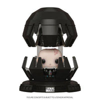 Empire Strikes Back Darth Vader in Meditation Deluxe Pop! Vinyl Figure - Hobbitland Toys