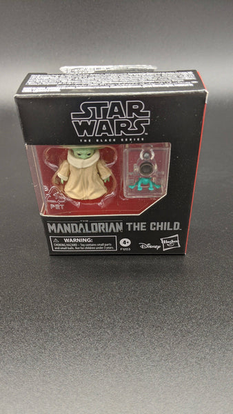 Star Wars The Black Series The Mandalorian The Child Action Figure - Hobbitland Toys