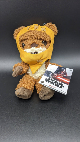 wicket 8 in plush