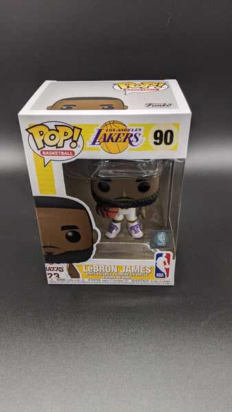 Funko pop Lebron James #90 - Hobbitland Toys