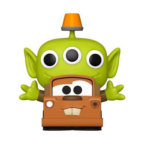 Pixar 25th Anniversary Alien as Mater Pop! Vinyl Figure Pre-Order