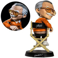 Stan Lee Orange Sweater MiniCo. Vinyl Statue - Previews Exclusive - Hobbitland Toys