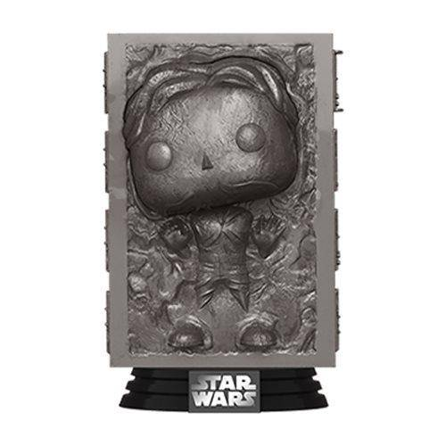 Star Wars Han in Carbonite Pop! Vinyl Figure - Hobbitland Toys