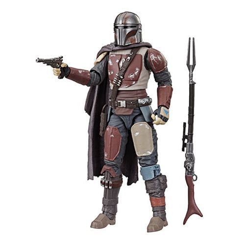 Hasbro The Black Series The Mandalorian 6-Inch Action Figure