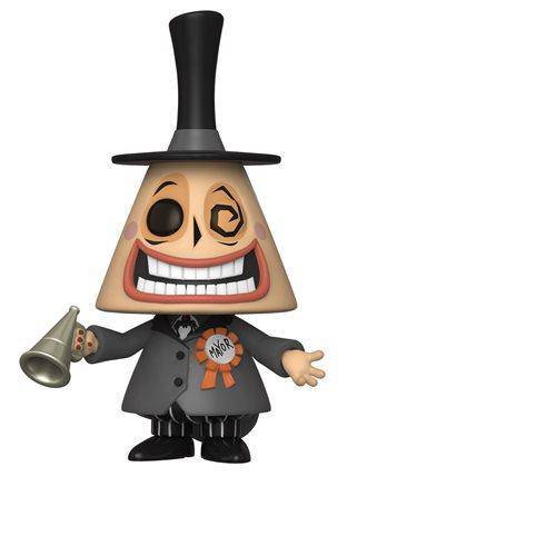 The Nightmare Before Christmas Mayor with Megaphone Pop! Vinyl Figure - Hobbitland Toys
