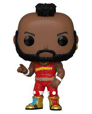 WWE NWSS Mr. T Pop! Vinyl Figure