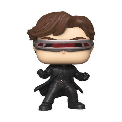 X-Men 20th Anniversary Cyclops Pop Not Mint Box