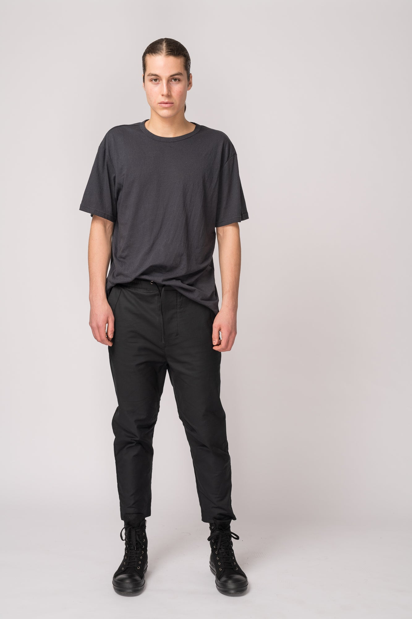 Vin Knit Shirt - Black