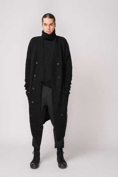 Dose Turtleneck Sweater - Black