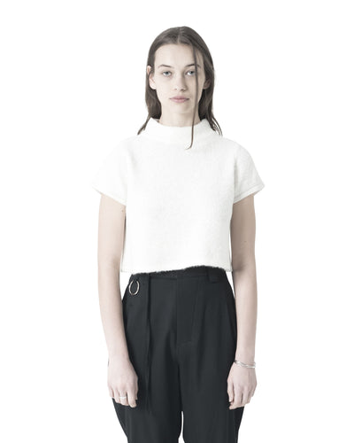 Assem Top - White