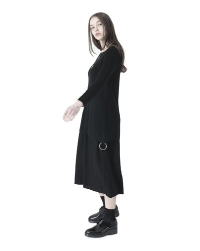 Bolt Dress - Black