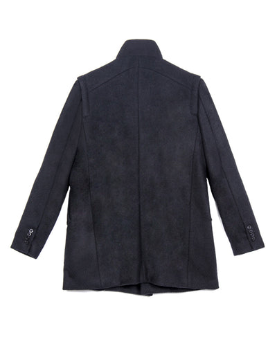STAS COAT - BLACK