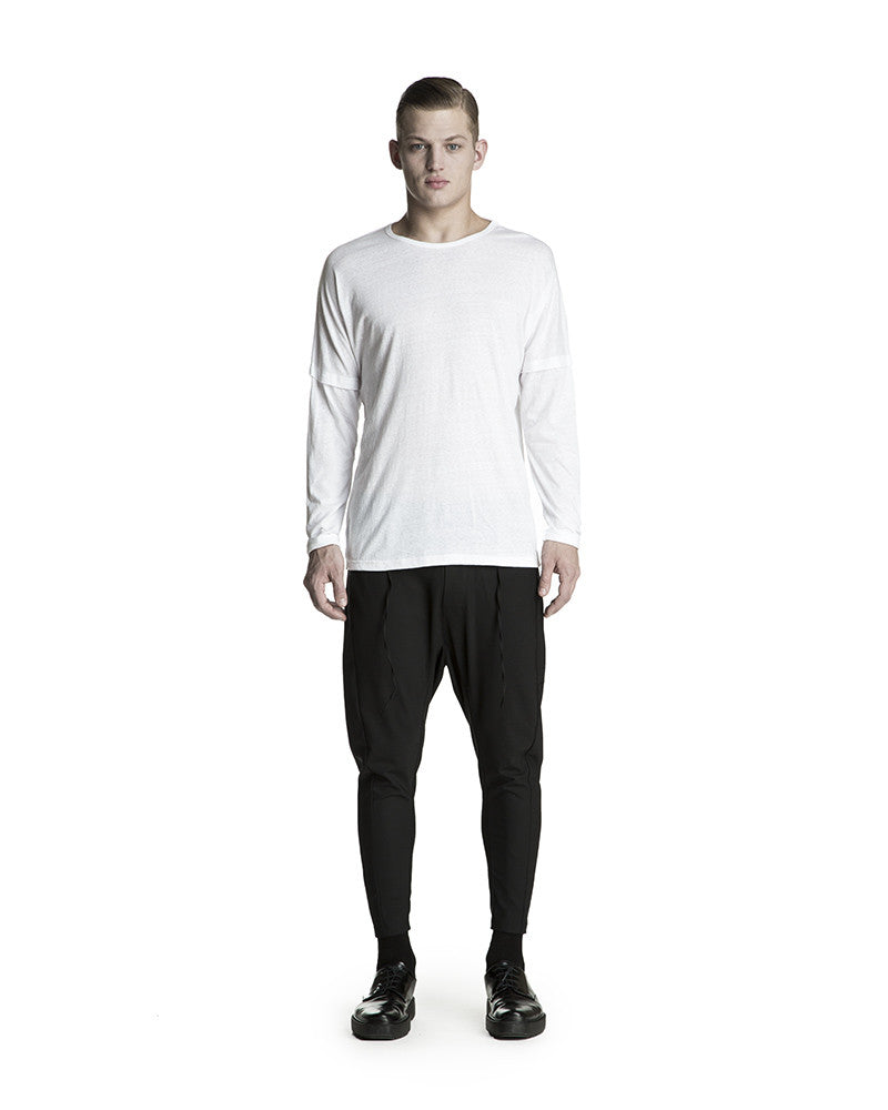 Yaan Long Sleeve T-Shirt - White