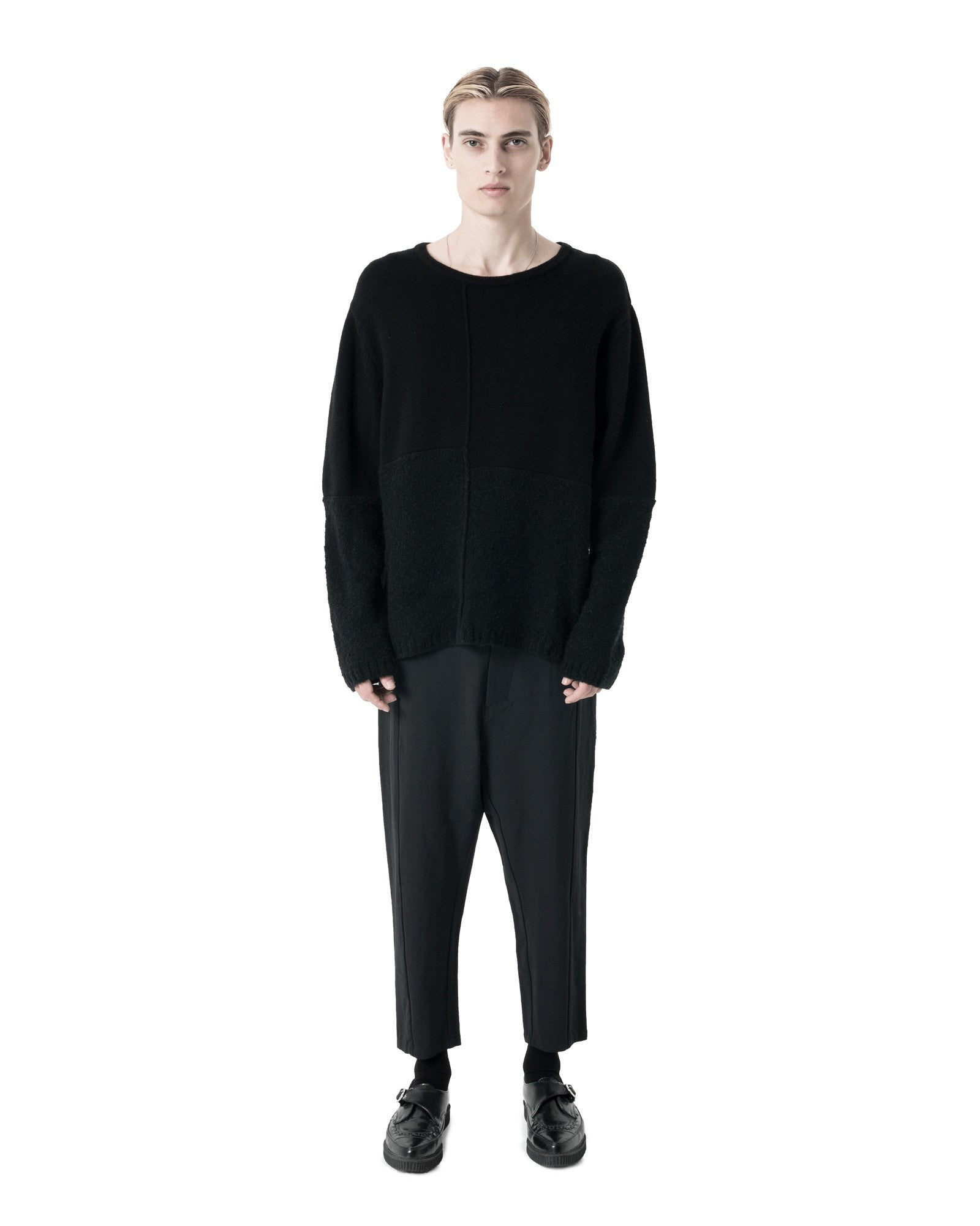Rue Sweater - Black