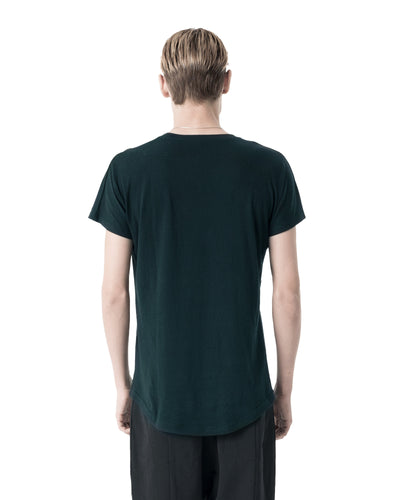 Yuri Pocket T-Shirt - Emerald