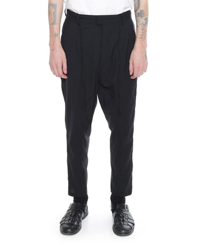 Sutton Pant in Black