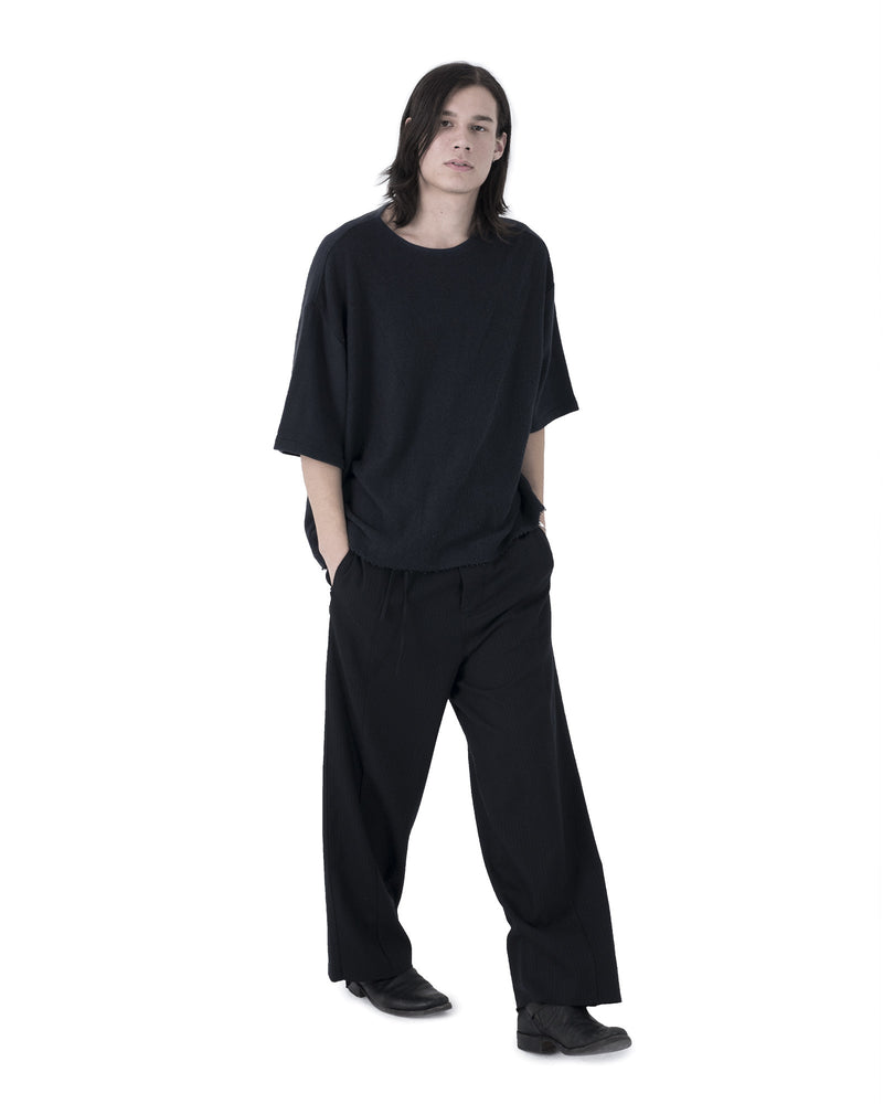96 Pant - Black Stripe